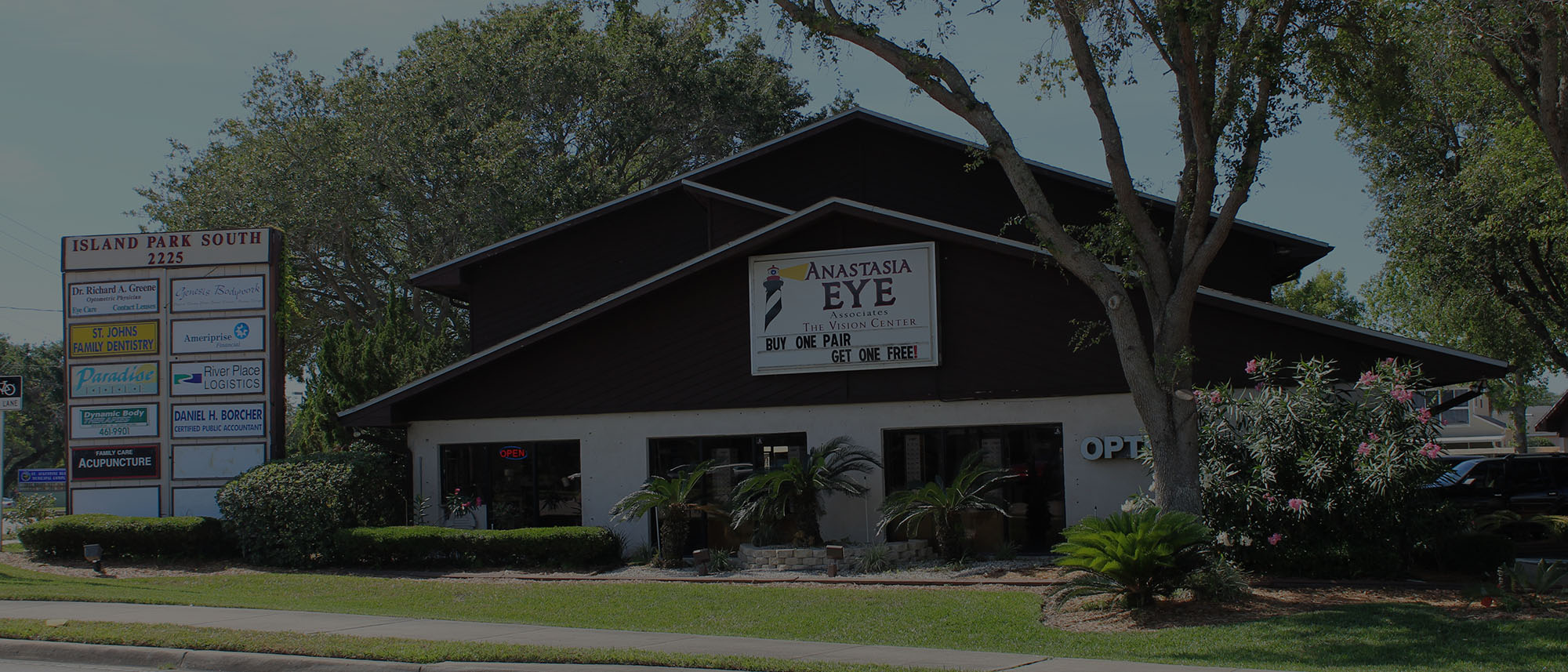 Anastasia Eye Associates located in St Augustine Florida